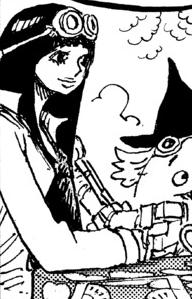 Ahiru Manga Infobox