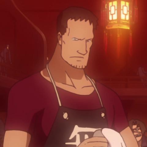 Il barista nel decimo film