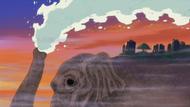 Erupción de Zunesha