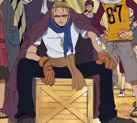Koza Anime Debut Infobox