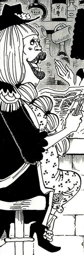 Lola Manga Post Timeskip Infobox