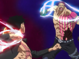 Monkey D. Luffy vs. Charlotte Katakuri