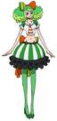 Seni Konsep Anime Ann