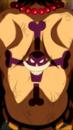 Tatouage sur le dos de Portgas D. Ace dans l'Anime