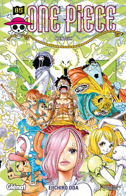 Tome 85 Couverture VF Infobox