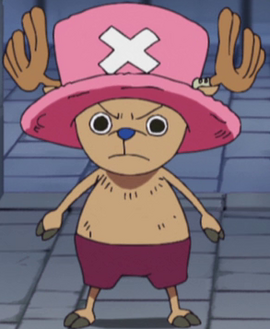 Tony Tony Chopper Anime Debut Infobox