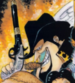 Capone Bege manga color