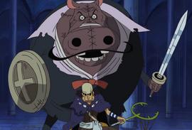 Hippo Gentleman Anime Infobox
