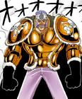 Krieg Digitally Colored Manga