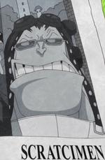 Nombre erróneo de Apoo en el anime