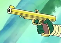 Pistola de Charloss