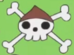 Tontatta Pirates' Jolly Roger