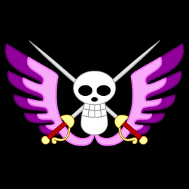 Baroque Works Jolly Roger