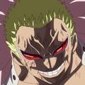 Donquixote Doflamingo Anime Portrait