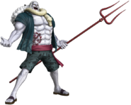 Hody Jones Pirate Warriors 3