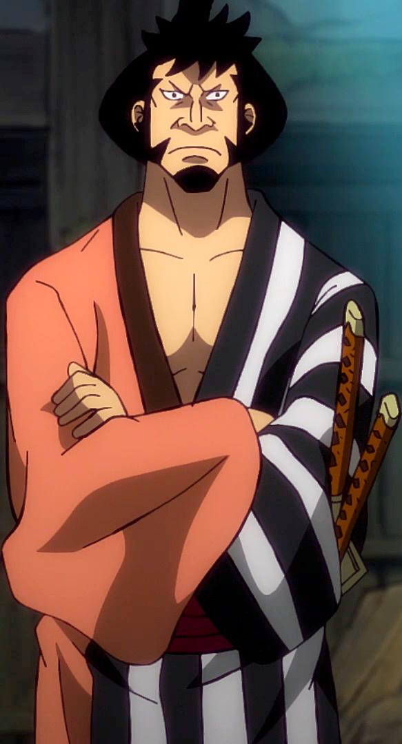 Kin'emon | One Piece Wiki | FANDOM powered by Wikia