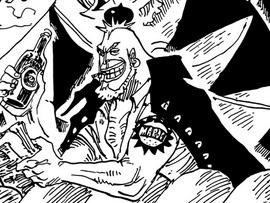 Mont Blanc Cricket Manga Dos Años Después Infobox