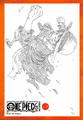 One Piece Magazine Vol. 2 cubierta interior