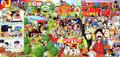 Shonen Jump 2009 numero 22-23