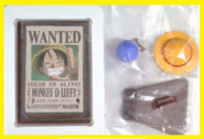 Wanted Mugiwara Pirates Collection Secret