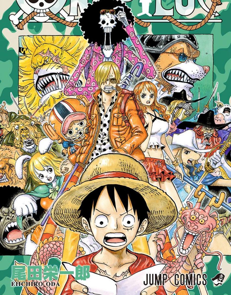 One Piece Arcs