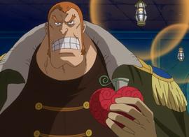 Diez Barrels Anime Infobox