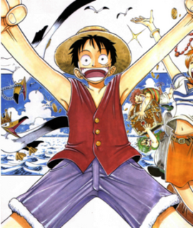 Monkey D. Luffy Manga Pra Timeskip Infobox