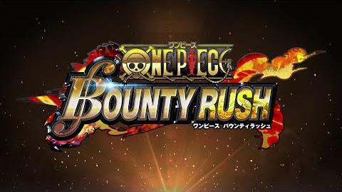 One Piece Bounty Rush teaser trailer