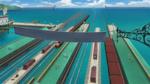 Secon Island Sea Train