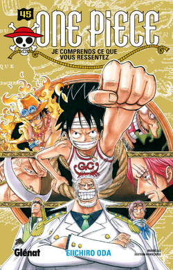 Tome 45 Couverture VF Infobox