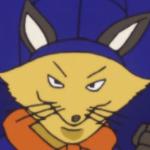 WCI 31 Fox Mink Portrait
