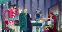 Alliance de Supernovae anime