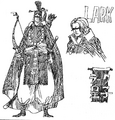 Bocetos de Lark