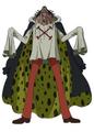 Concept Art Caribou Anime