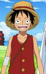 Luffy Sebelum Timeskip