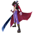 Mihawk dans Unlimited Adventure