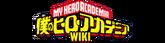 My Hero Academia Wiki Wordmark