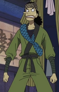Usopp Boss Luffy Historical Arc Outfit
