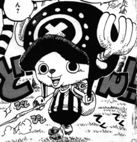 Chopper Manga Post Timeskip Infobox