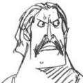 Padre de Xiao portrait