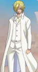 Sanji the Groom