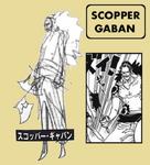 Scopper Gaban sbs