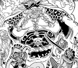 Chadros Higelyges Manga Pre Timeskip Infobox