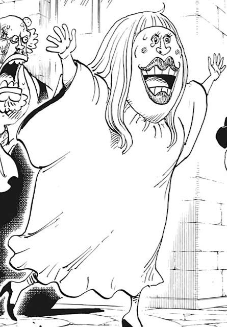 Charlotte Lola One Piece Wiki Fandom Powered By Wikia