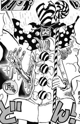 Charlotte Perospero Manga Infobox