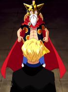 Luffy retrouvant Sabo 12 ans plus tard
