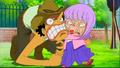 Luigia et Usopp
