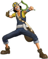 Usopp Pirate Warriors