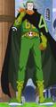 Yonji con su raid suit