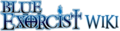 Ao no Exorcist Wiki Wordmark.png